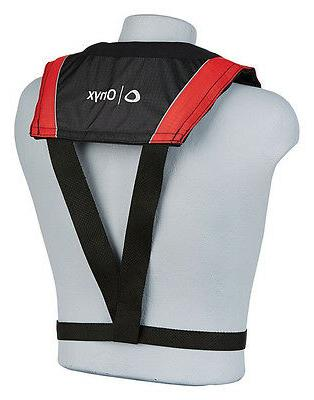 Onyx Inflatable Life PFD in 3100RED