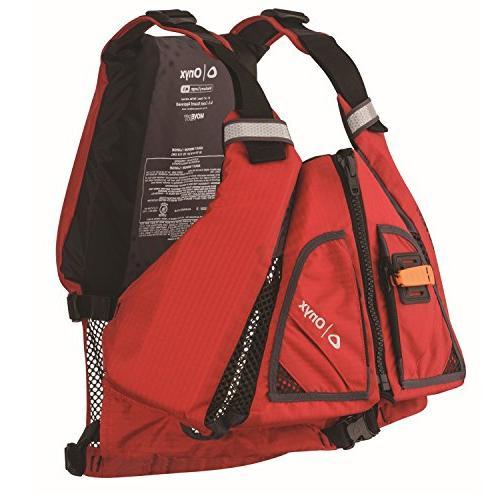 Onyx Movevent Torsion Vest-Red XL/2XL