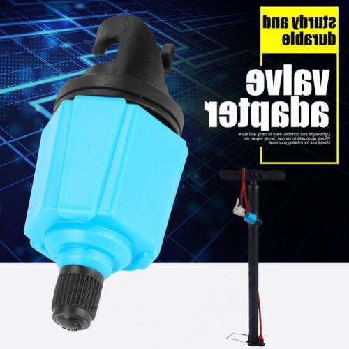 adapter inflatable sup boat pump air valve