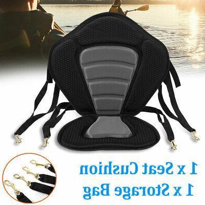 adjustable kayak canoe fishing boat seat support