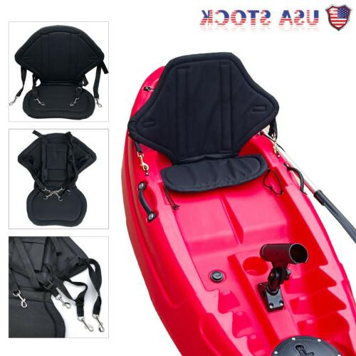 adjustable padded back pack rest bag kayak