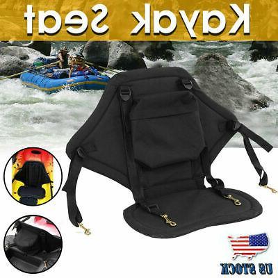 adjustable padded canoe backrest cushion kayak seat