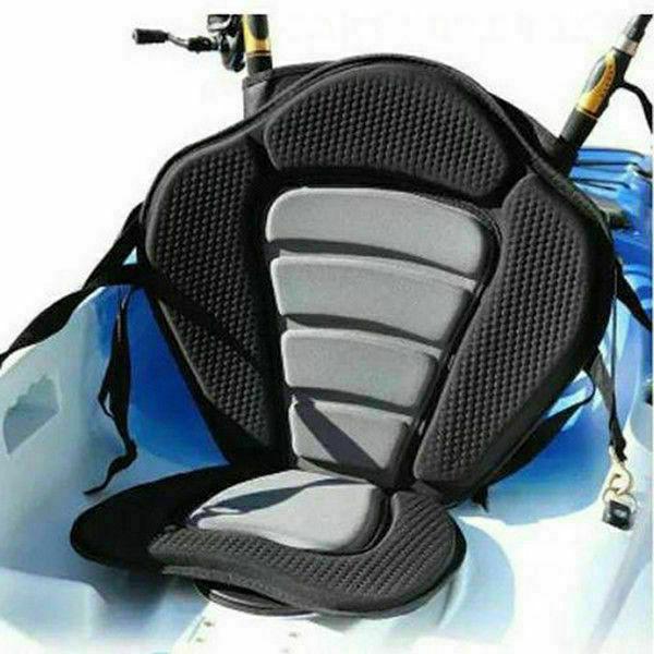 Adjustable Padded Deluxe Kayak Seat Canoe