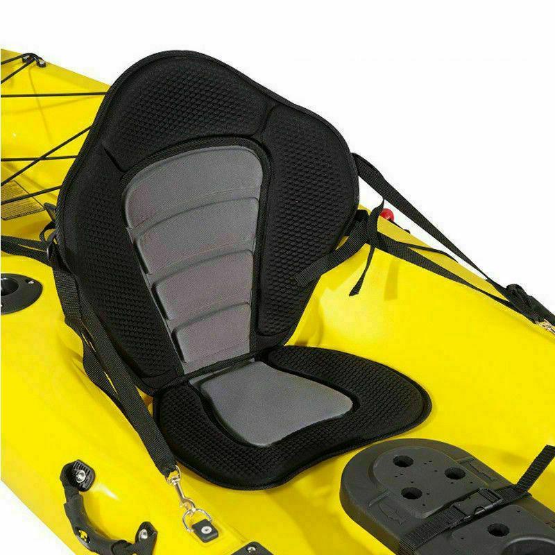 Adjustable Seat Back Canoe