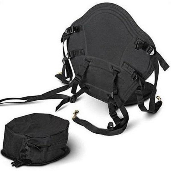 Adjustable Back Pack Rest Bag Canoe Backrest Drifting Cushion