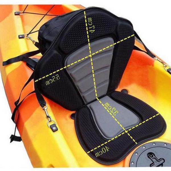 Adjustable Padded Kayak Back Canoe