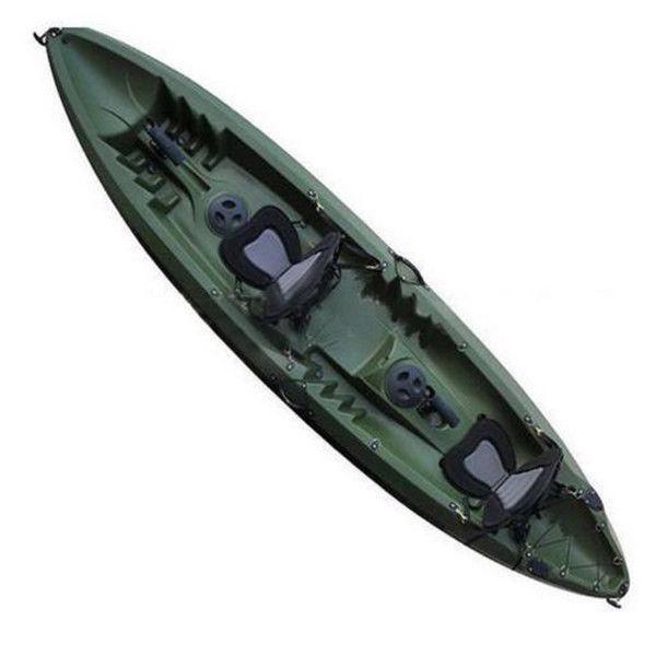 Adjustable Seat Back Pack Canoe Backrest Drifting Cushion