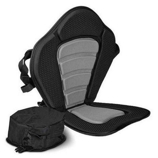 Adjustable Back Pack Canoe Backrest