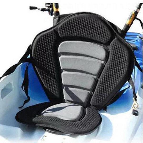Adjustable Kayak Back Canoe Backrest Drifting Cushion
