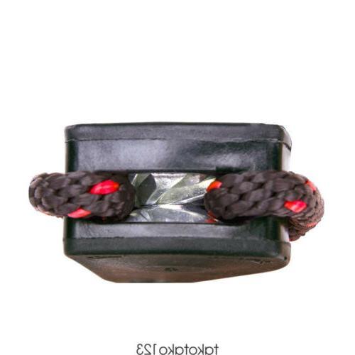 Adjustable Ratchet Bow Tie Straps Rope Hanger of