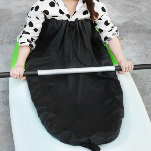 Adjustable Waterproof Spray Skirt Sport
