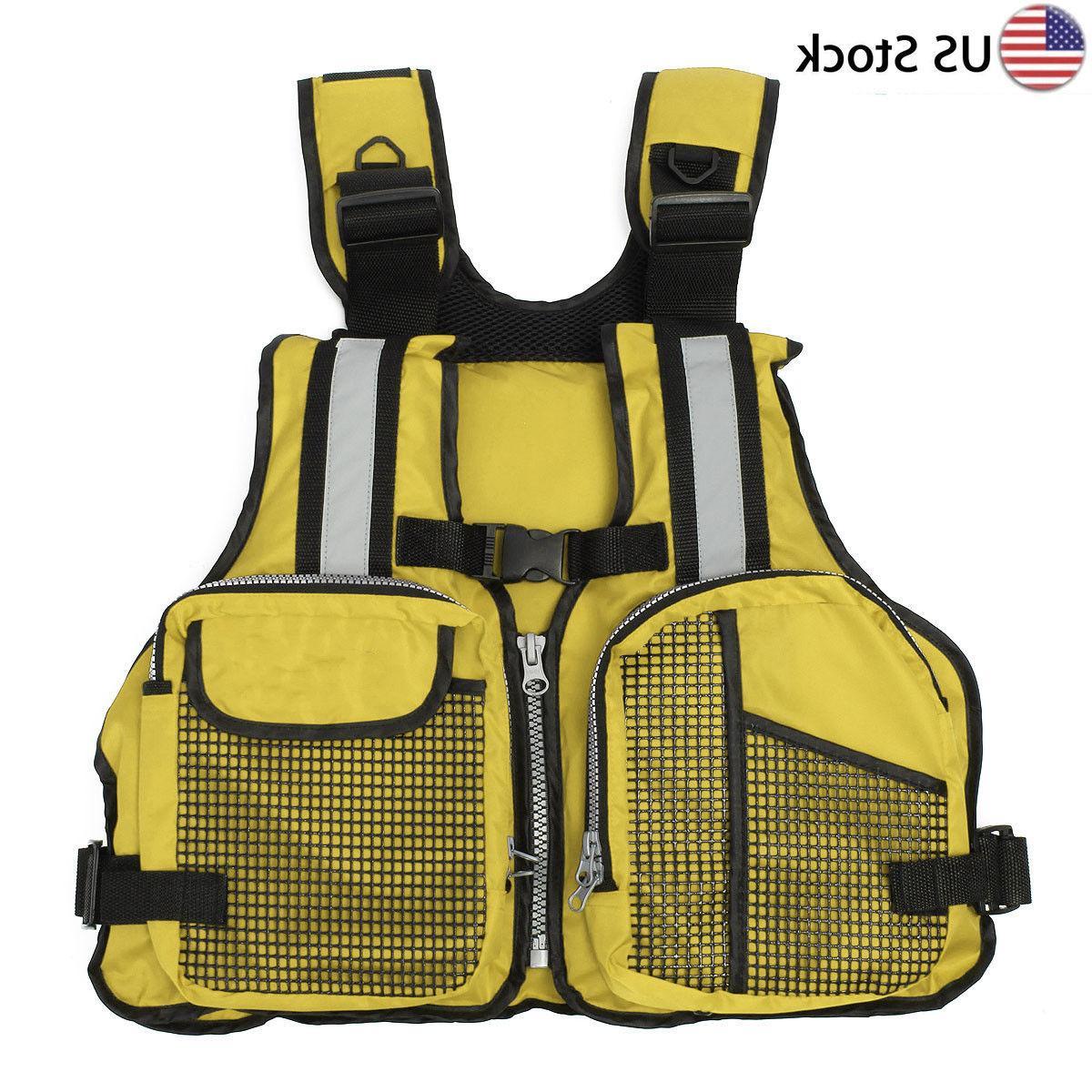 Sailing Kayak Fishing Vest