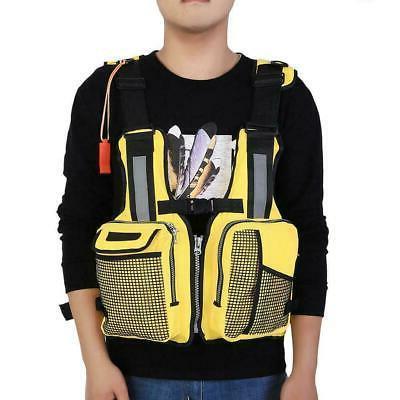 Canoeing Fly Jacket Vest Adjustable US