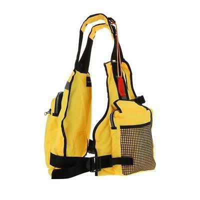 Adult Canoeing Fly Jacket Vest Adjustable