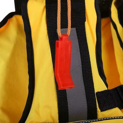 Adult Sailing Kayak Canoeing Fly Life Jacket Adjustable US