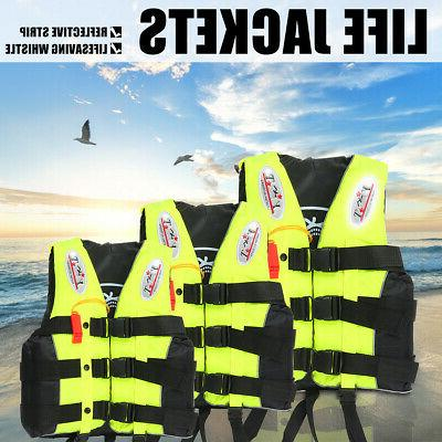 adult safety life jacket aid sailing boating