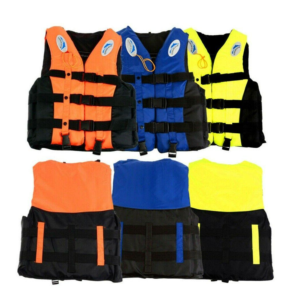 Adults Kids Life Aid For Ski Fishing Boat Watersport