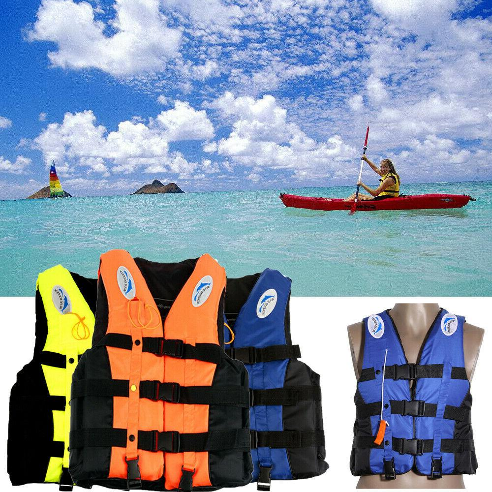 Adults Kids Life Aid For Ski Buoyancy Fishing Boat Watersport