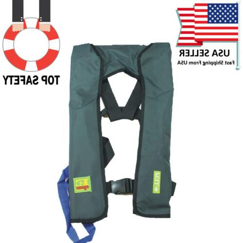 Adults Manual Jacket Vest Kayak