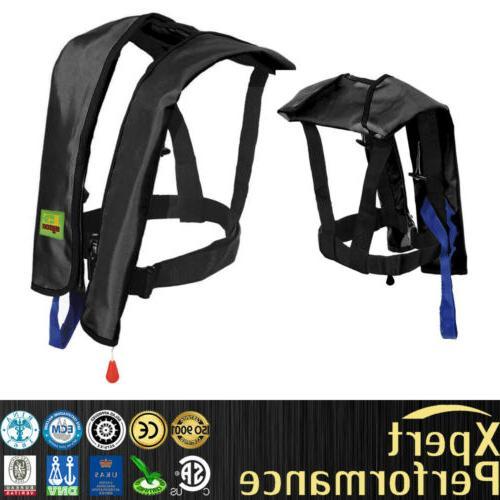 Adults Manual Vest Aid Kayak
