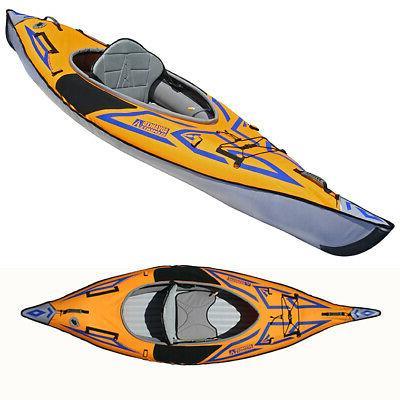 ae1017 advancedframe sport inflatable kayak w carrying