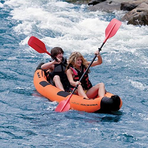 AIRHEAD Kayak, person