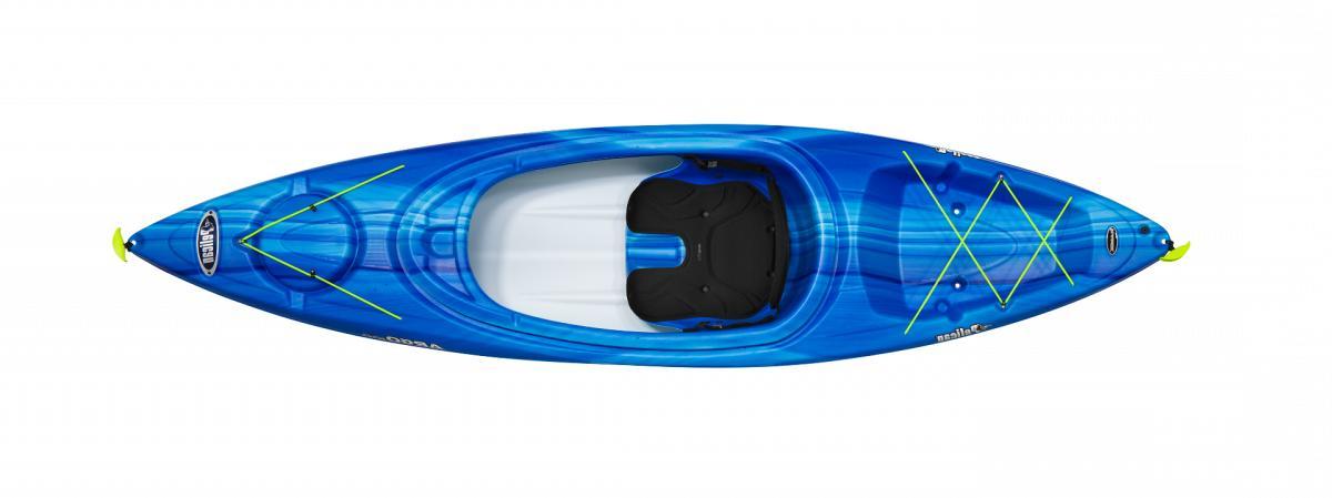 Pelican Kayak Deep Blue