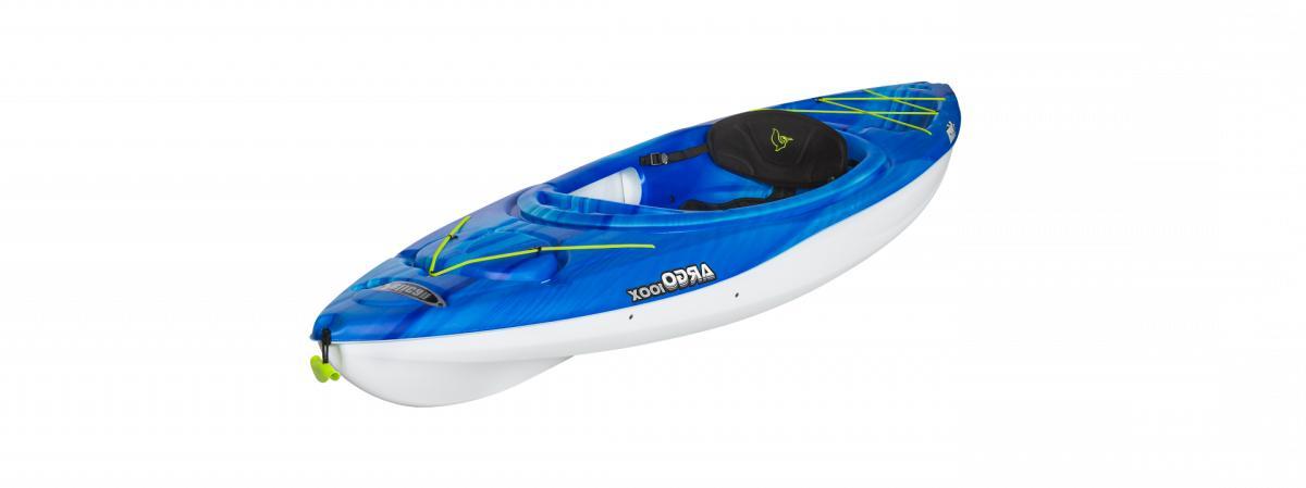 argo 100x new kayak deep blue