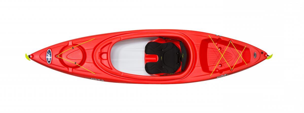 Pelican Argo Kayak Fireman Red