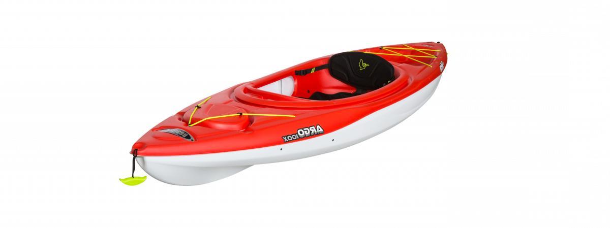 argo 100x new kayak fireman red