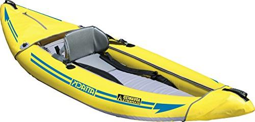 attack whitewater inflatable kayak