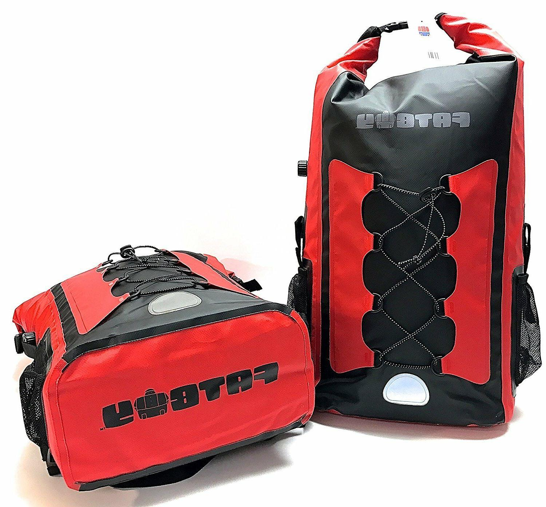Fatboy Backpack Cooler Dry Bag Kayaking, Rafting, Canoeing W