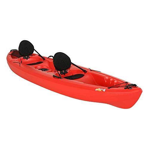 Lifetime Kayak, Red, 12'