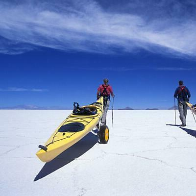 Kayak Carrier Dolly Transport Cart