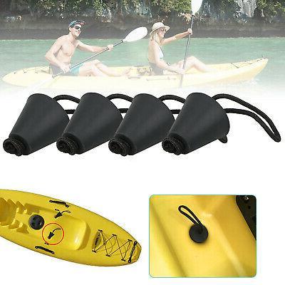 best universal kayak scupper plugs set of