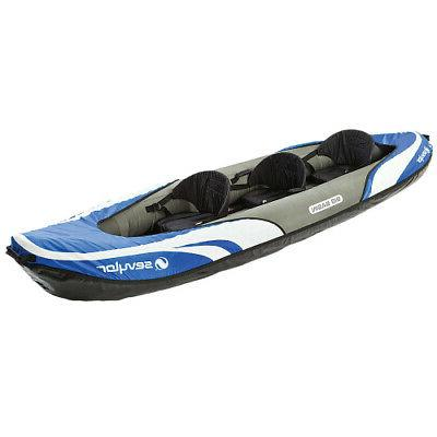 big basin 3 person kayak kayak