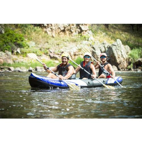 Sevylor Basin 3-Person Kayak