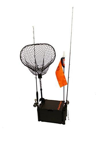Yakattack BlackPak Fishing Crate,