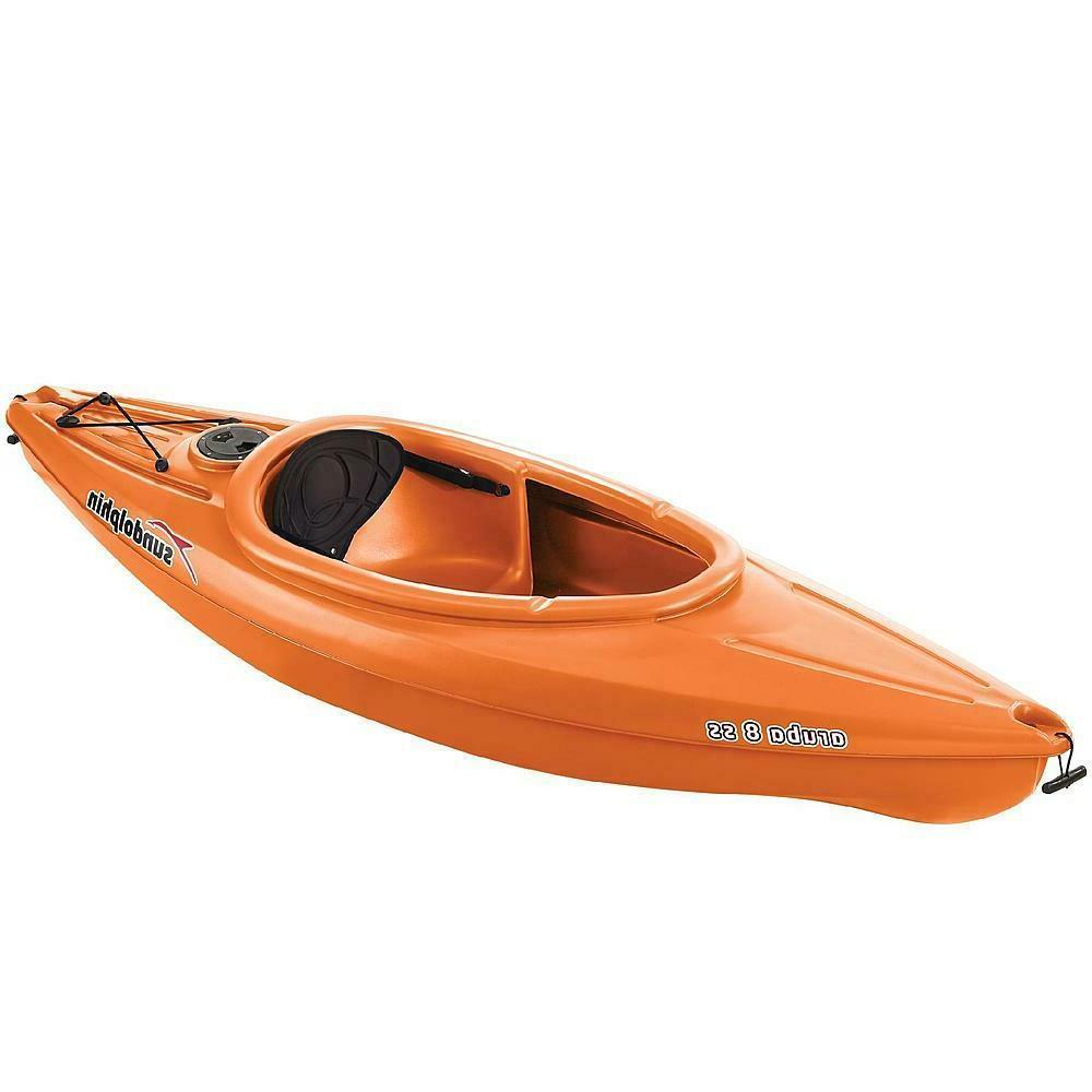 brand new aruba 8 sit in kayak