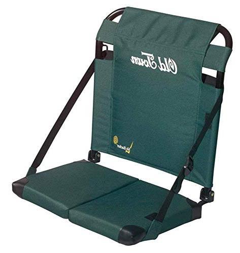 canoe sit backer chair