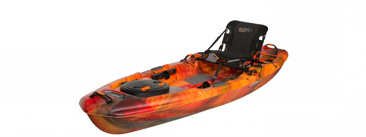 Pelican The Catch 120 Angler New Kayak L
