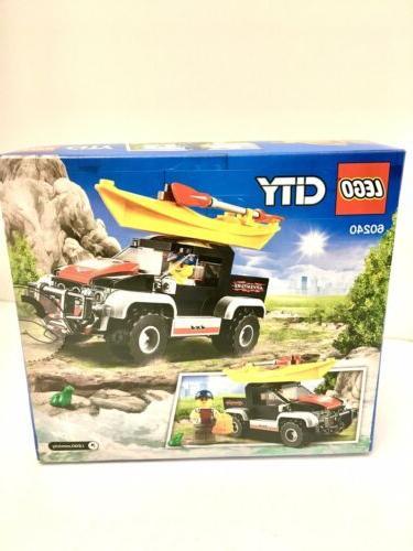 Lego City 60240 Pcs Kayak Adventure