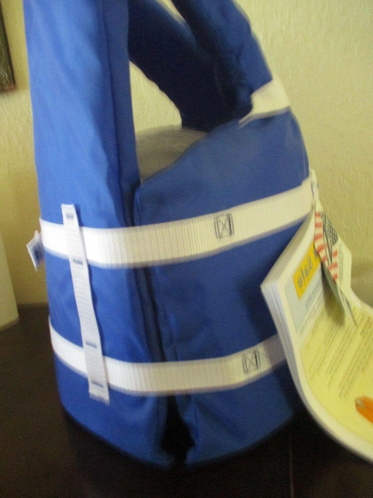 COLEMAN Stearns Universal Jacket Vest BLUE