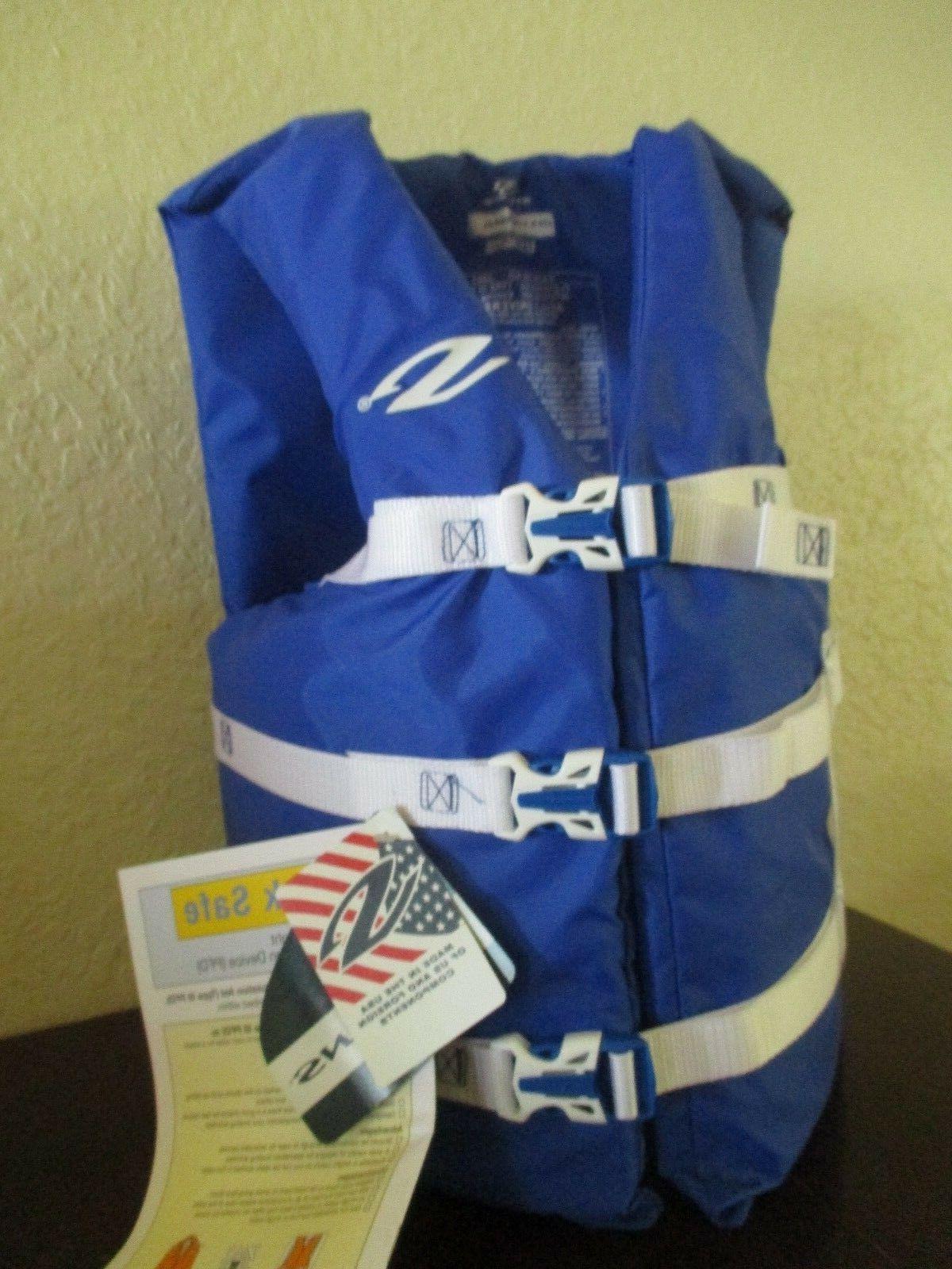 coleman adult classic series universal life jacket