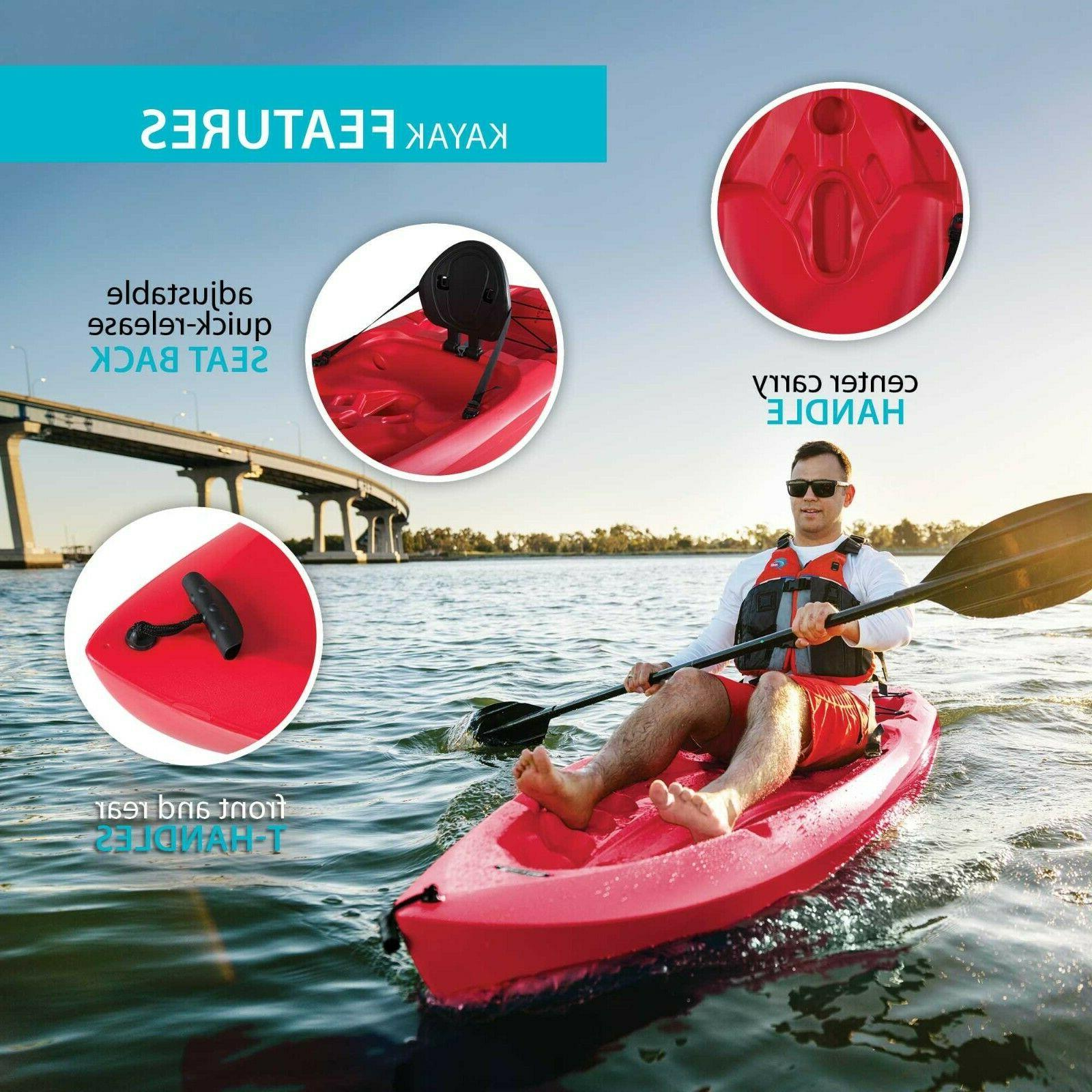 Lifetime Sit-On-Top Kayak ,