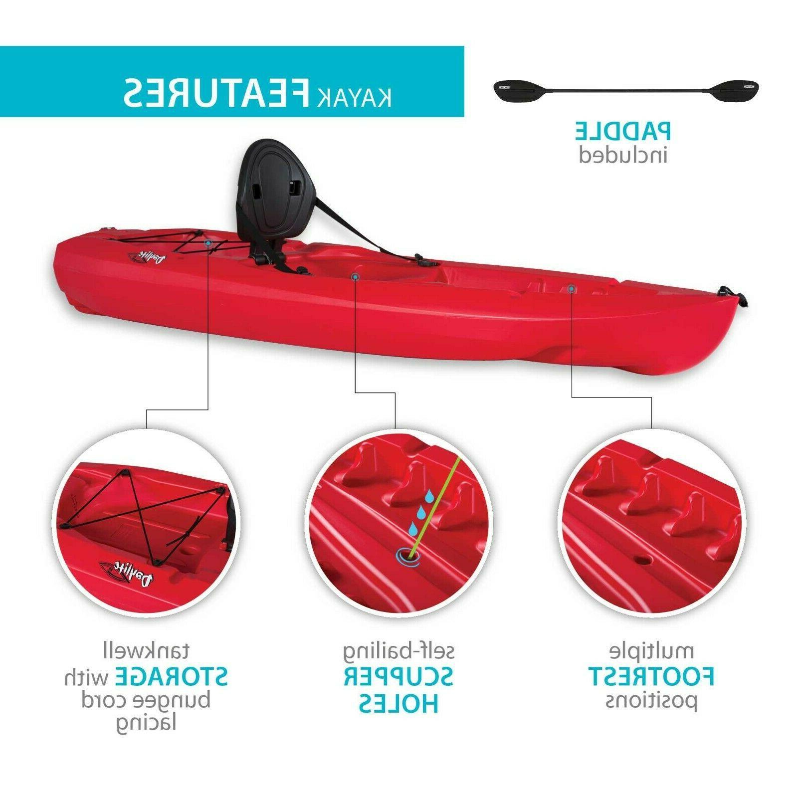 Lifetime Daylite 8 Sit-On-Top Kayak ,