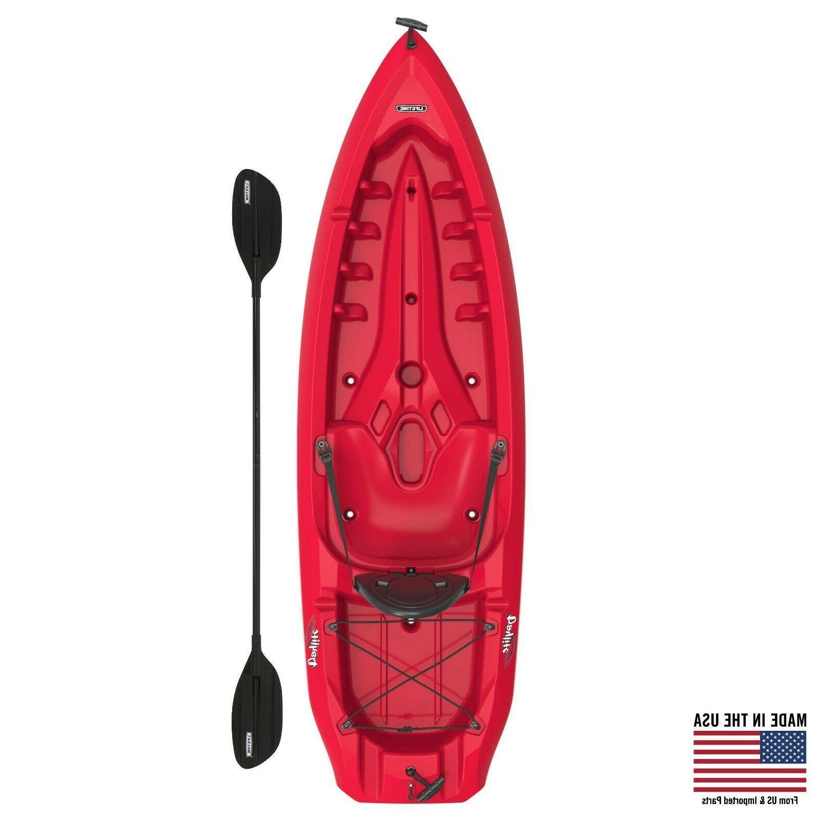 daylite 8 ft sit on top kayak