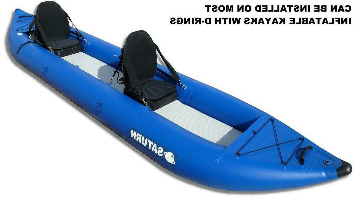 deluxe kayak seat w high back support