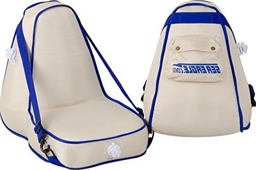 deluxe inflatable kayak seat