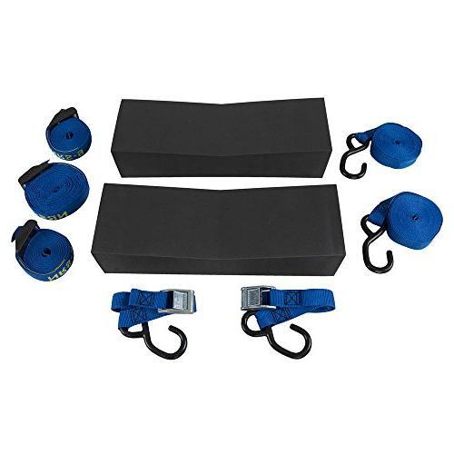 deluxe kayak car rack kit
